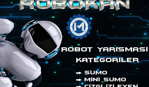 Okan Üniversitesi ROBOKAN Robot Yarışması